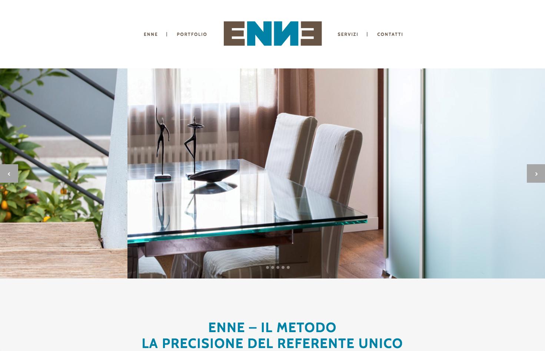 web design ENNE - slider home 2