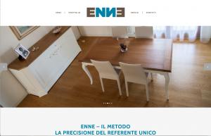 web design ENNE - slider home 1