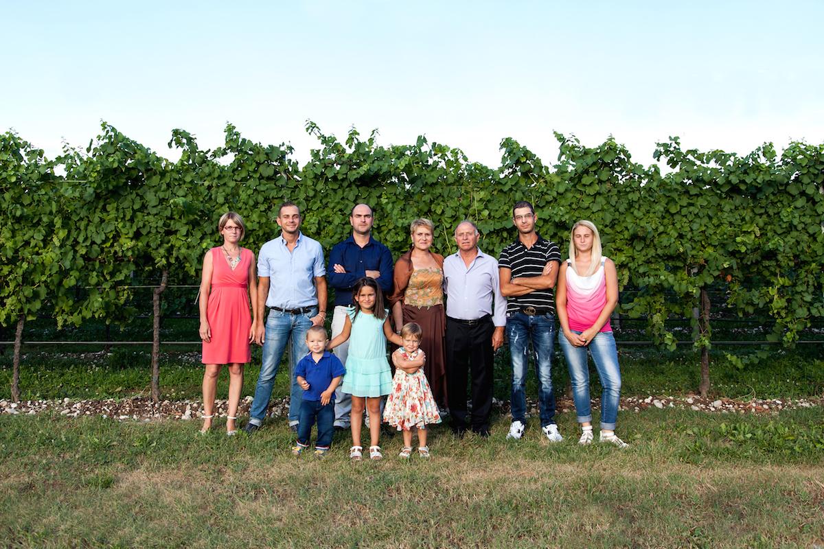 famiglia Brugnera La Nona Pietra 1