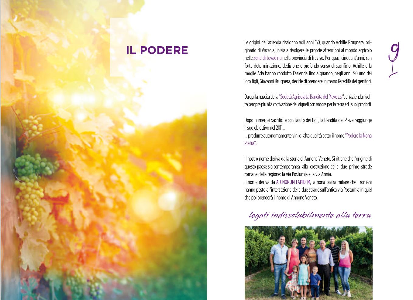 Interno brochure La Nona Pietra