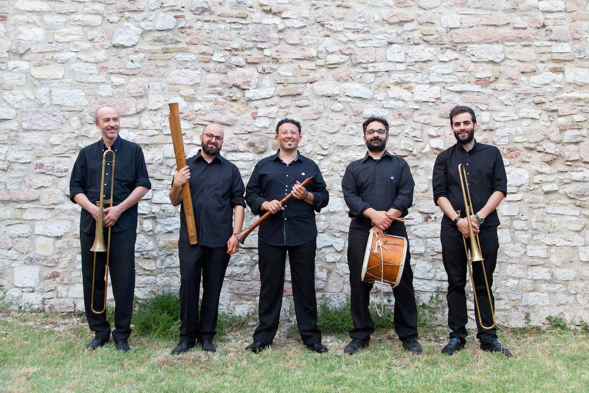 Anonima Frottolisti Ensemble