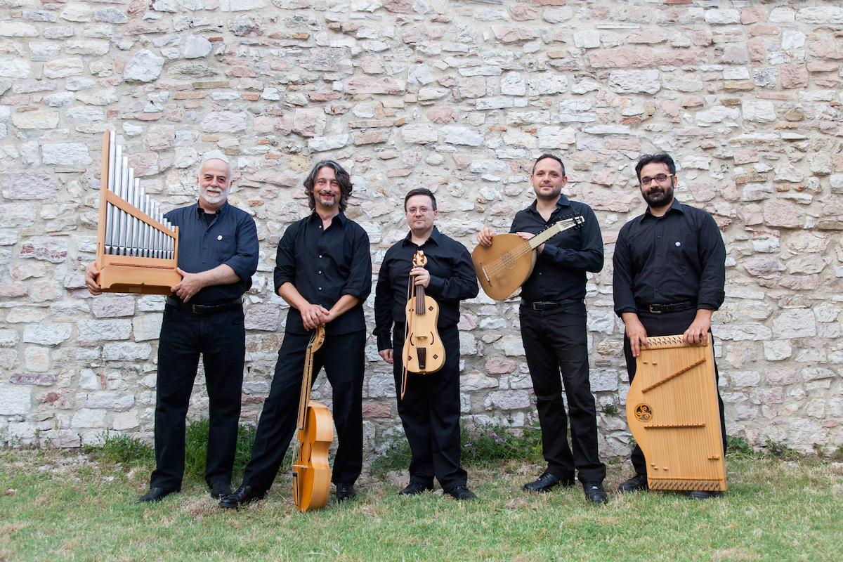 Anonima Frottolisti Ensemble 4